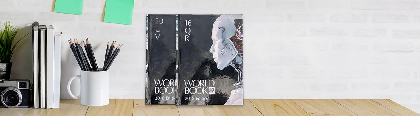 2018 World Book Encyclopedia